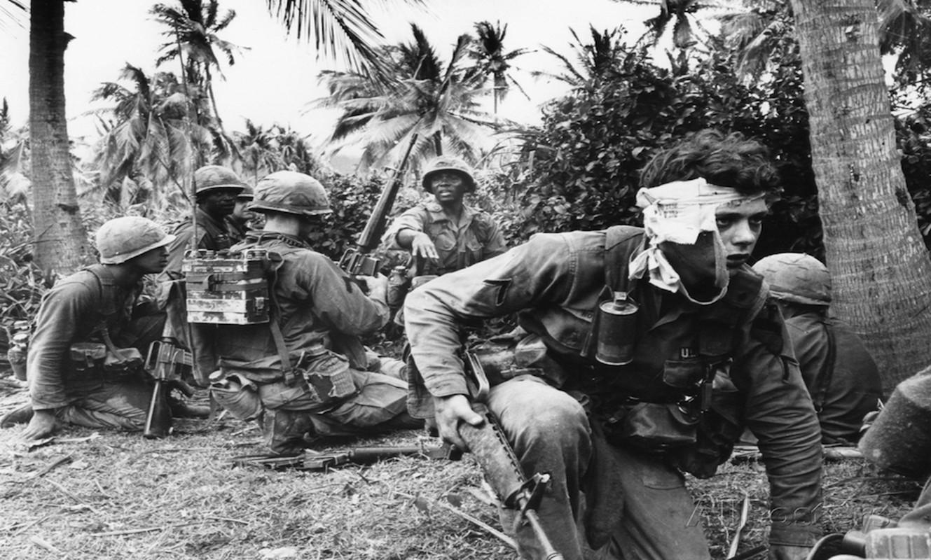 Khon kho linh quan y My trong chien tranh Viet Nam