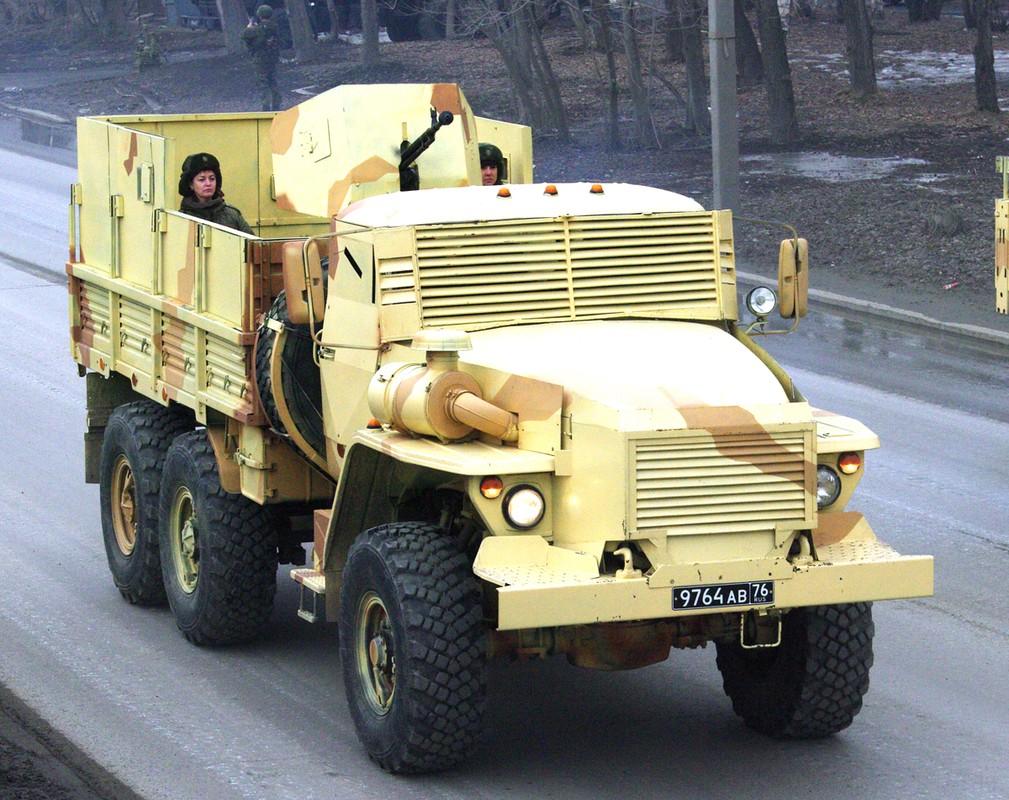 """Khong ngo: Nga che tao xe thiet giap """"hoc"""" phien quan Syria-Hinh-3"""