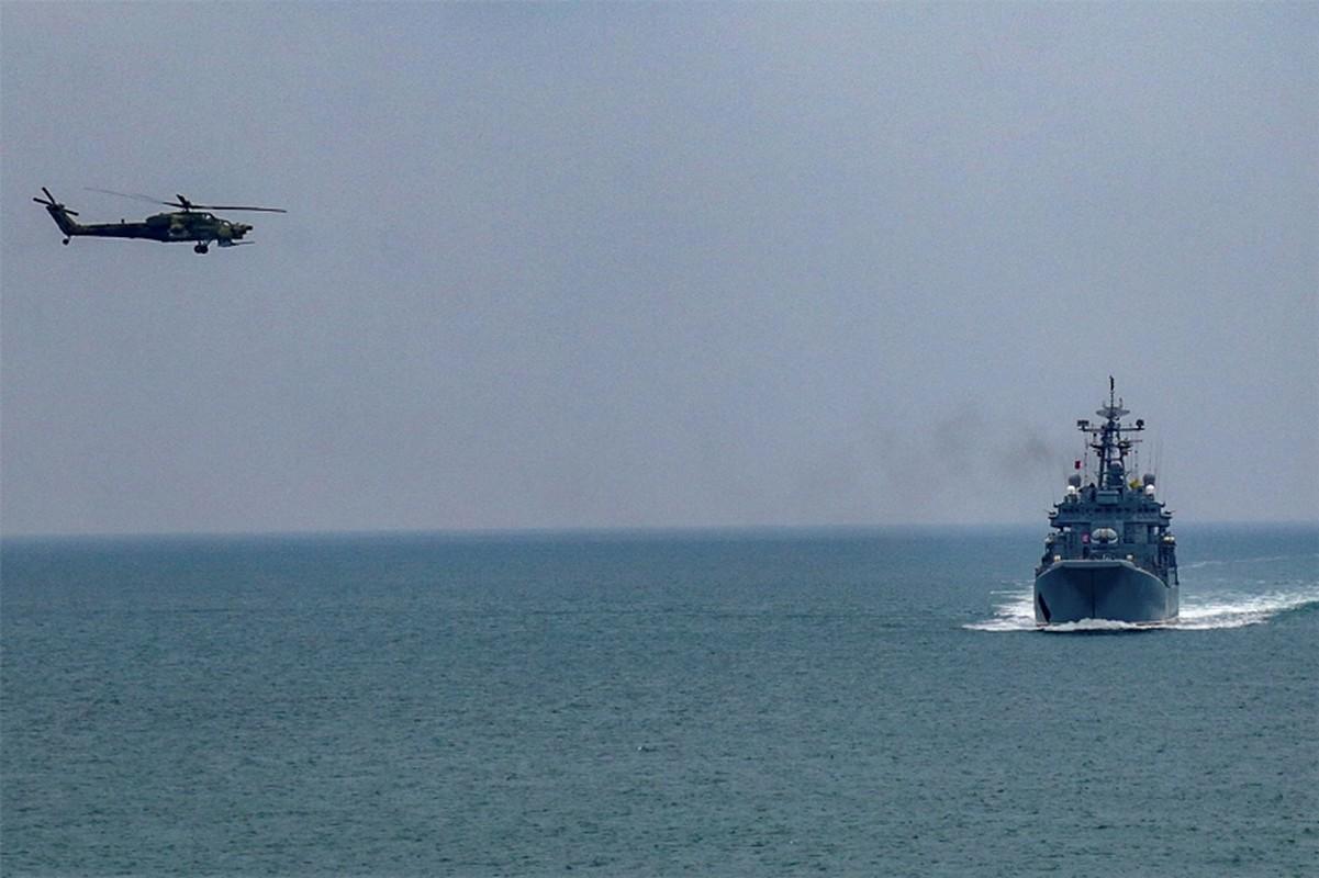Muc kich hang nghin linh Nga do bo o at o Crimea