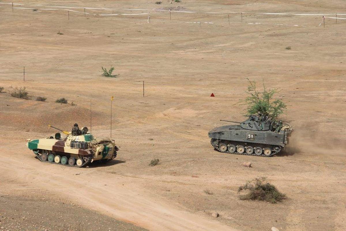 Hiem hoi: Quan doi Singapore duoc tap tran voi sieu tang T-90S-Hinh-2