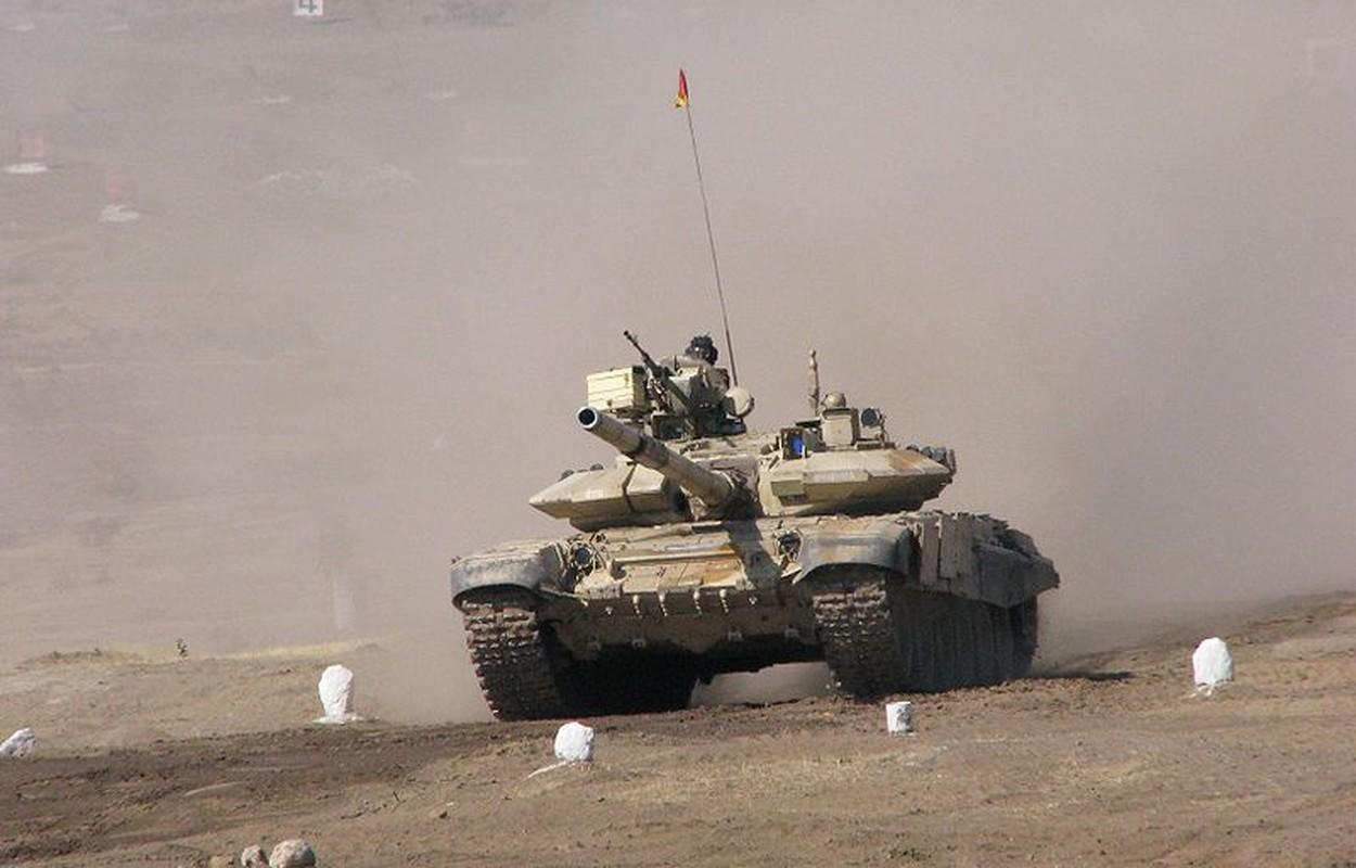 Hiem hoi: Quan doi Singapore duoc tap tran voi sieu tang T-90S-Hinh-7