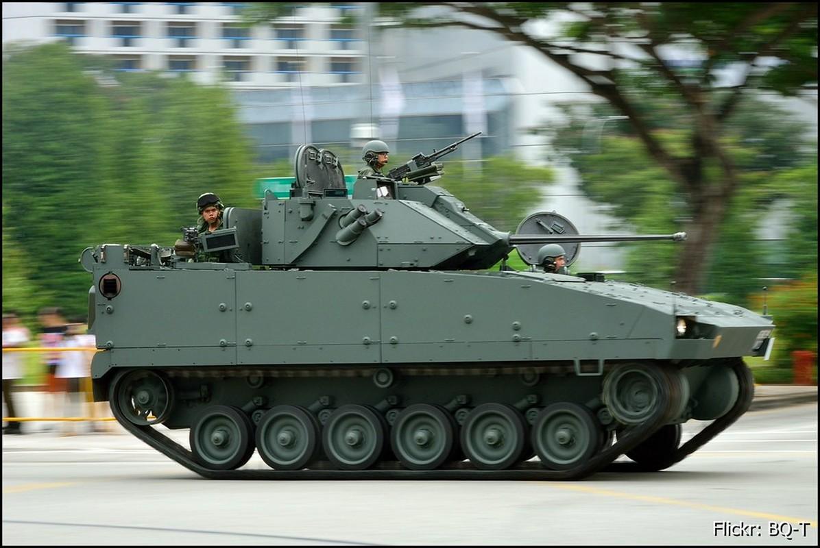 Hiem hoi: Quan doi Singapore duoc tap tran voi sieu tang T-90S-Hinh-9