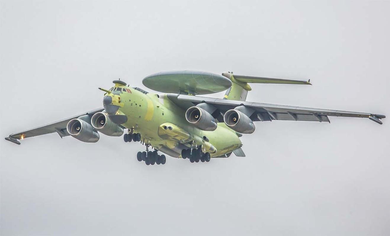 """Ngo ngang hinh hai """"radar bay"""" tuong lai cua Khong quan Nga-Hinh-2"""