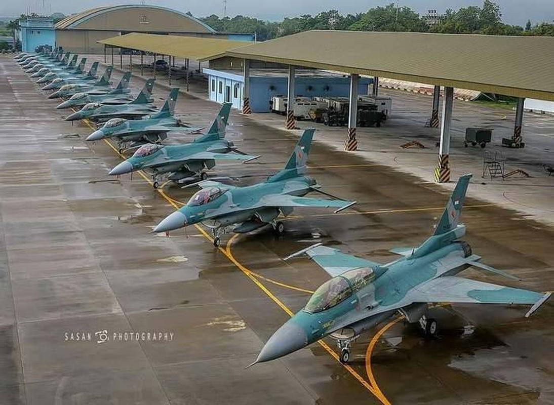 Sap co Su-35S Nga, Indonesia con di mua F-16 My lam gi?
