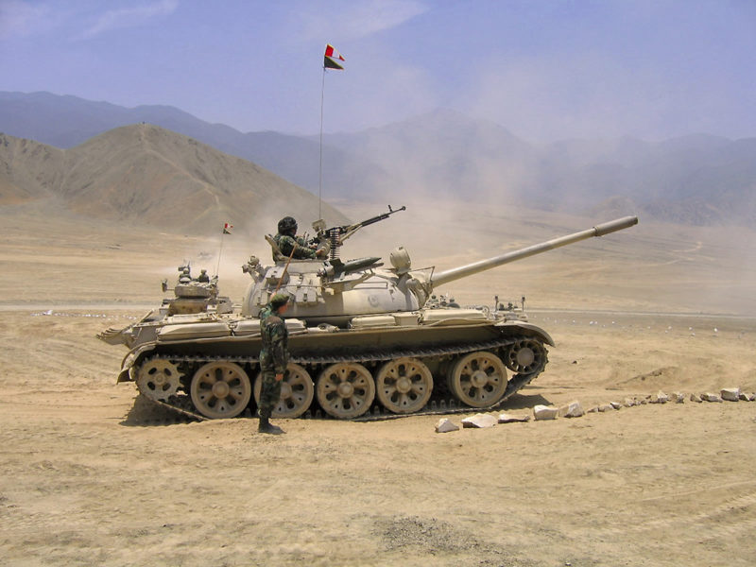 Cuc doc cach nang cap T-55 cua Peru, Viet Nam nen hoc?-Hinh-5