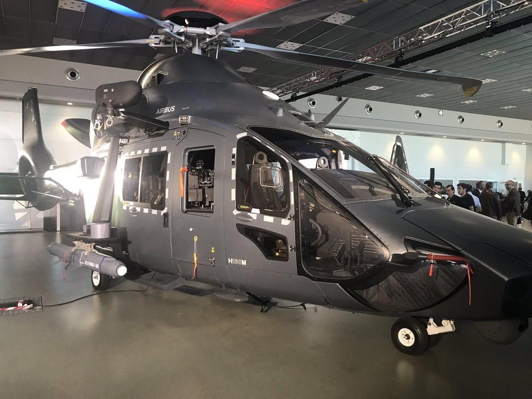 Ham ho truc thang H160M cua Airbus, Viet Nam se quan tam?-Hinh-4