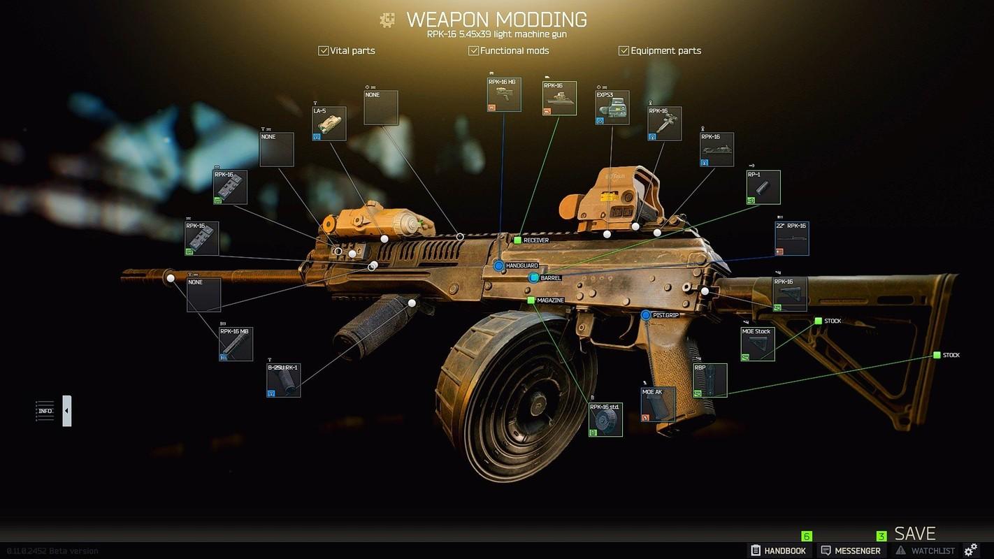 """Nga duyet mua RPK-16, Kalashnikov mung nhu """"chet duoi vo duoc coc"""""""