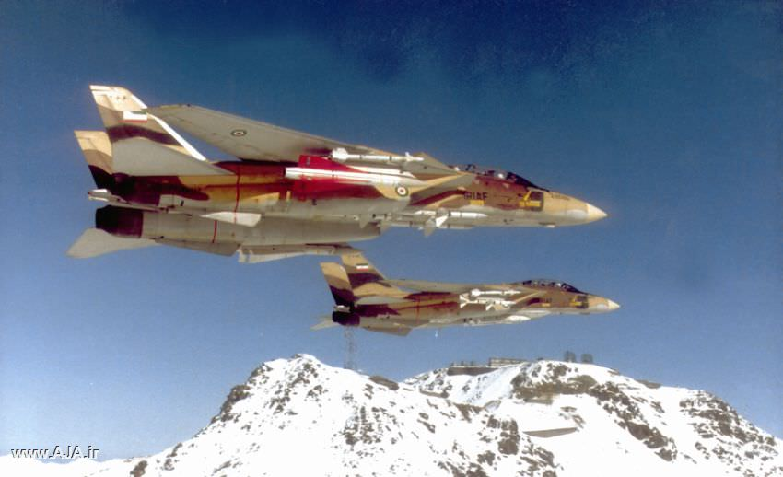 """At chu bai"" F-14 cua Khong quan Iran co con dan…de chien dau?-Hinh-9"