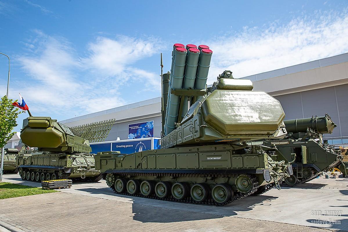 Diem moi vu khi phong khong Nga o trien lam Army 2019-Hinh-10