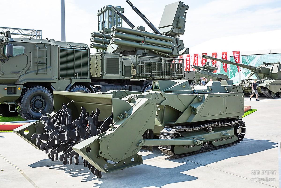 Diem moi vu khi phong khong Nga o trien lam Army 2019-Hinh-6