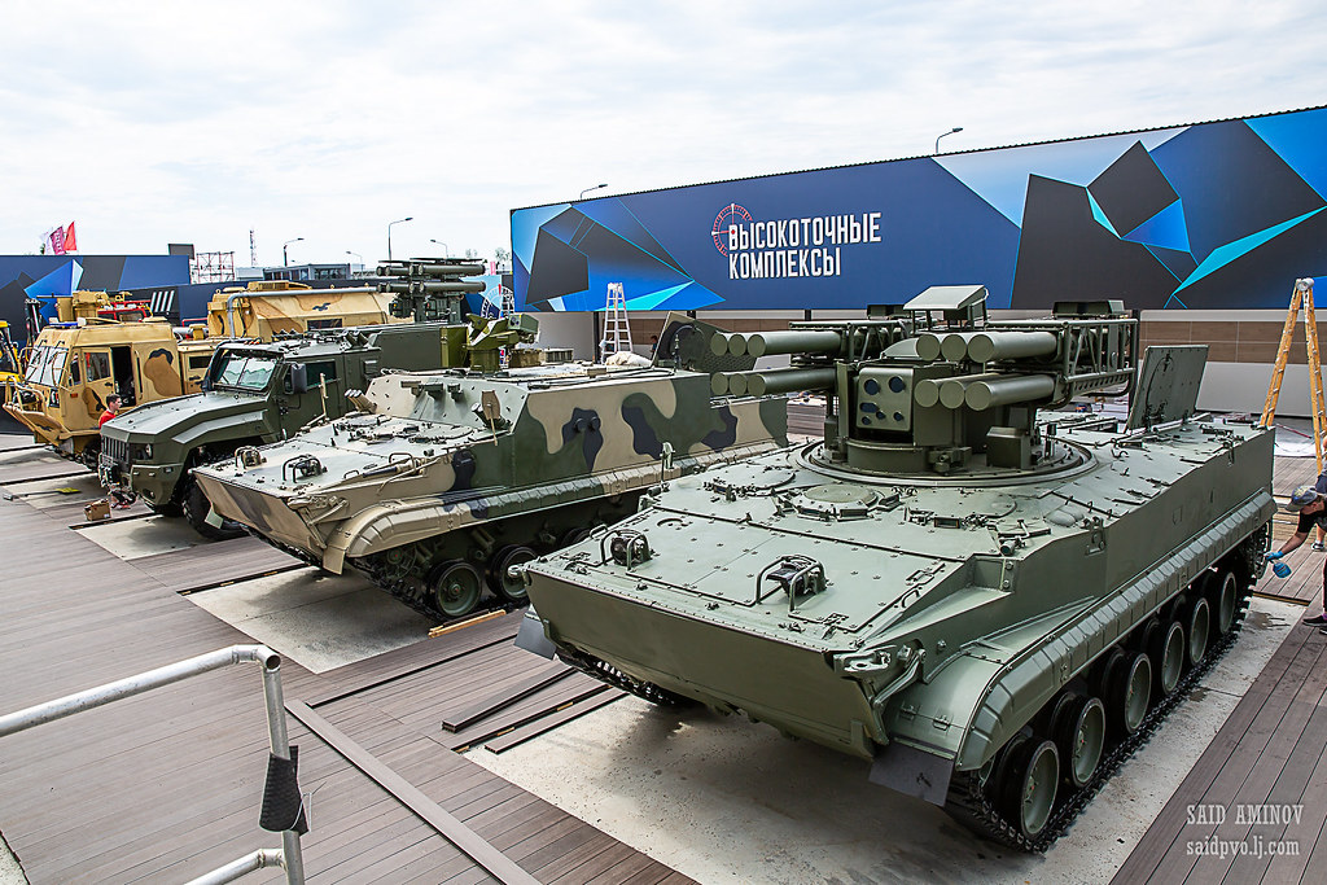 Diem moi vu khi phong khong Nga o trien lam Army 2019-Hinh-8