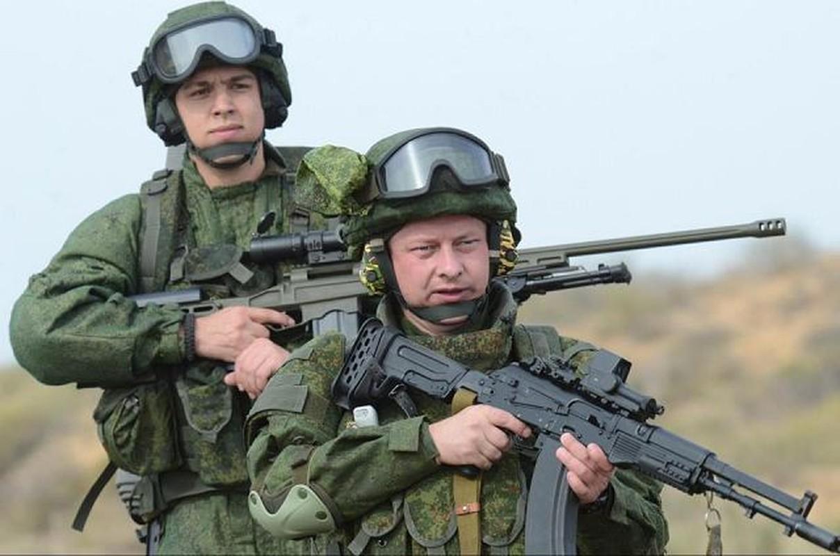 Thich thu: Nguoi dan Nga sap duoc so huu sung truong AK-12