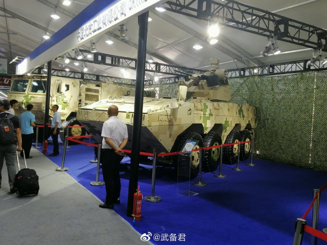 Muon hinh van trang xe thiet giap Trung Quoc xuat khau-Hinh-12