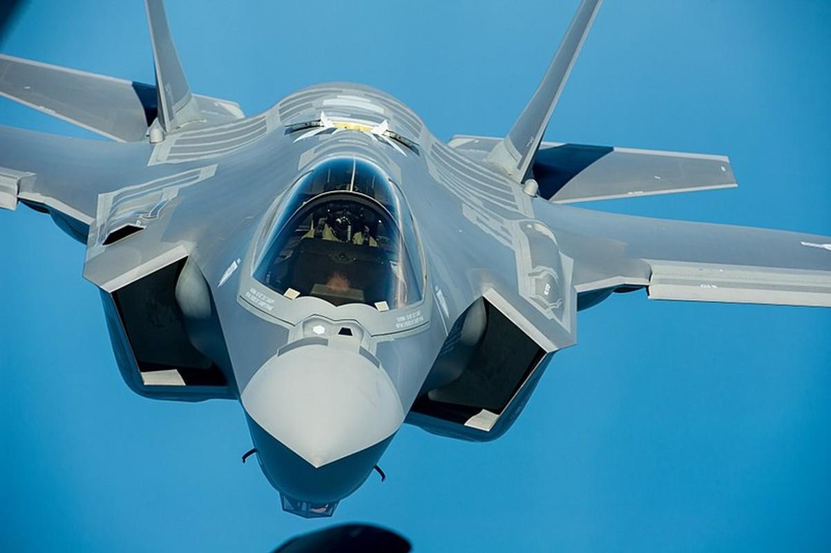 "F-35 lan dau di bang ""ngua tho"" C-17: May ma dut vua!-Hinh-5"