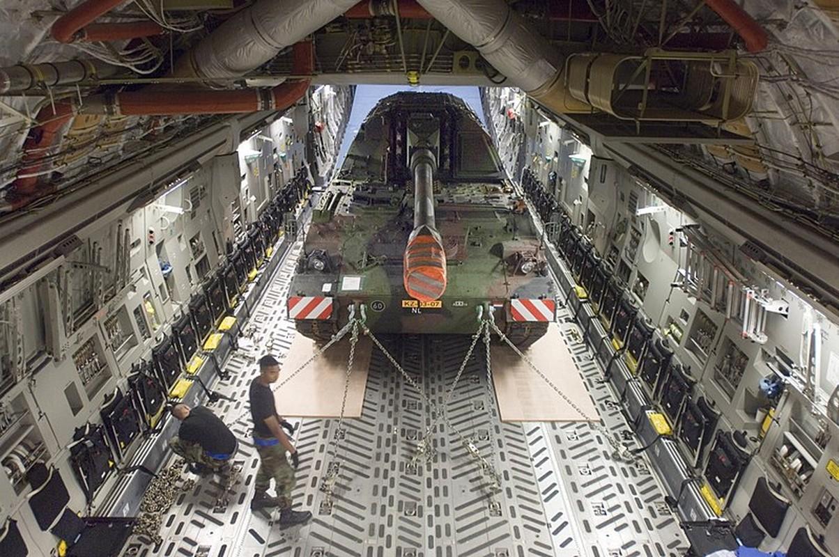 "F-35 lan dau di bang ""ngua tho"" C-17: May ma dut vua!-Hinh-8"
