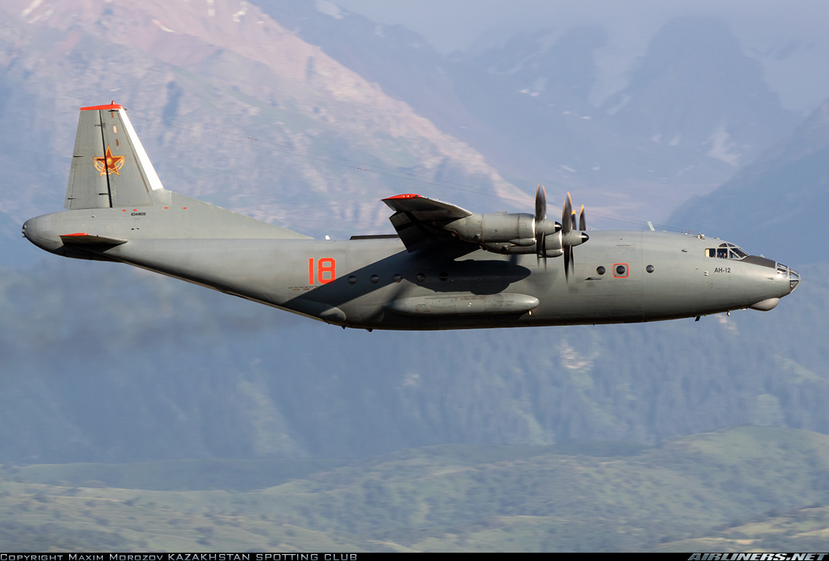C-130 con chua loi thoi, An-12 da som ve vuon: Lien Xo kem My!-Hinh-3