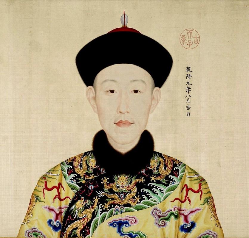 Tiet lo qua choang ve dung nhan that cua vua Can Long-Hinh-5