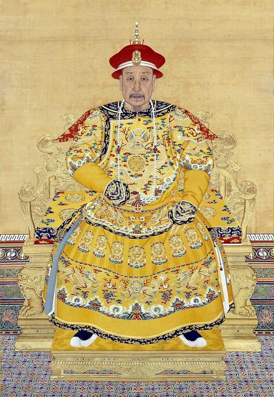 Tiet lo qua choang ve dung nhan that cua vua Can Long-Hinh-8