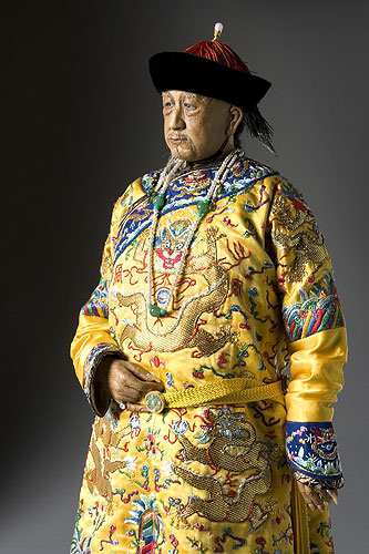 Tiet lo qua choang ve dung nhan that cua vua Can Long-Hinh-9