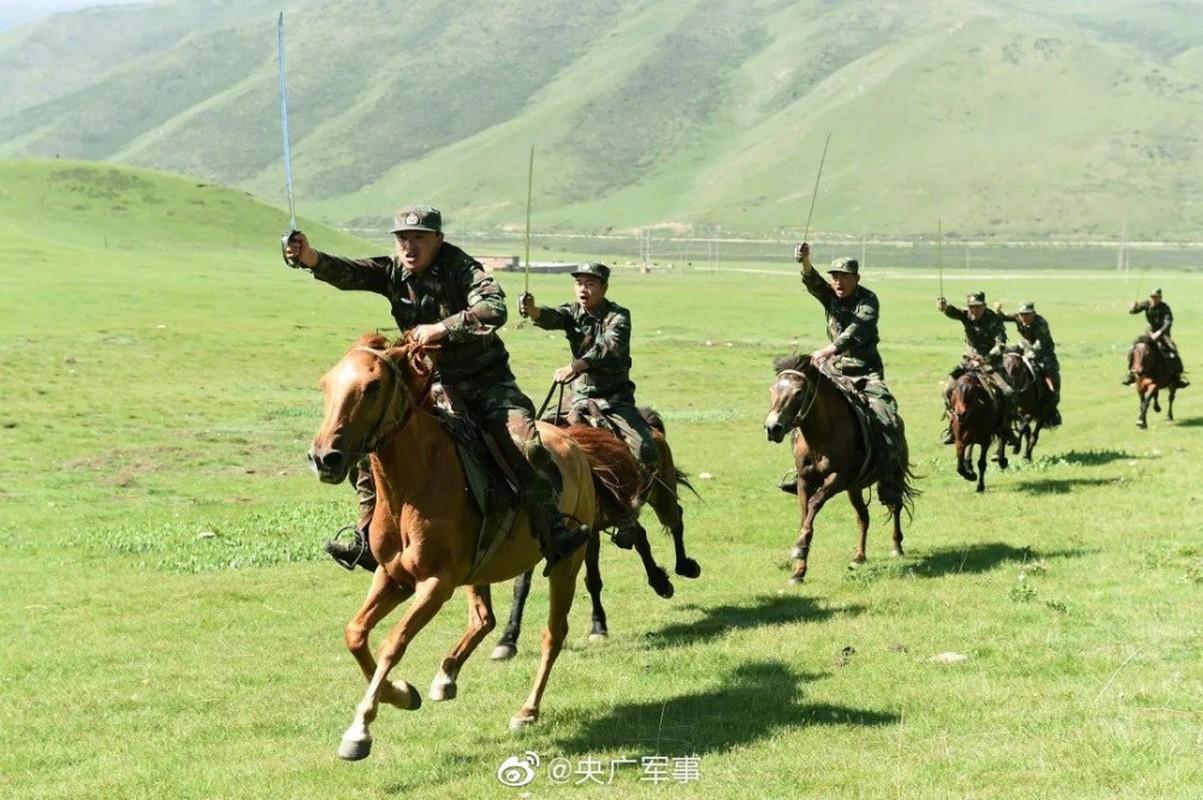 La chua: The ky 21, quan doi Trung Quoc van to chuc ky binh