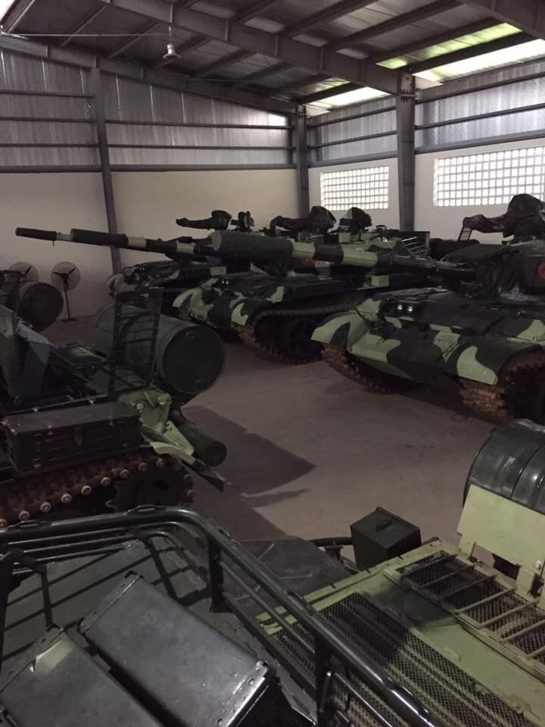 Xe tang T-54M Viet Nam: Ban nang cap uu viet, suc manh tiem can T-72-Hinh-10