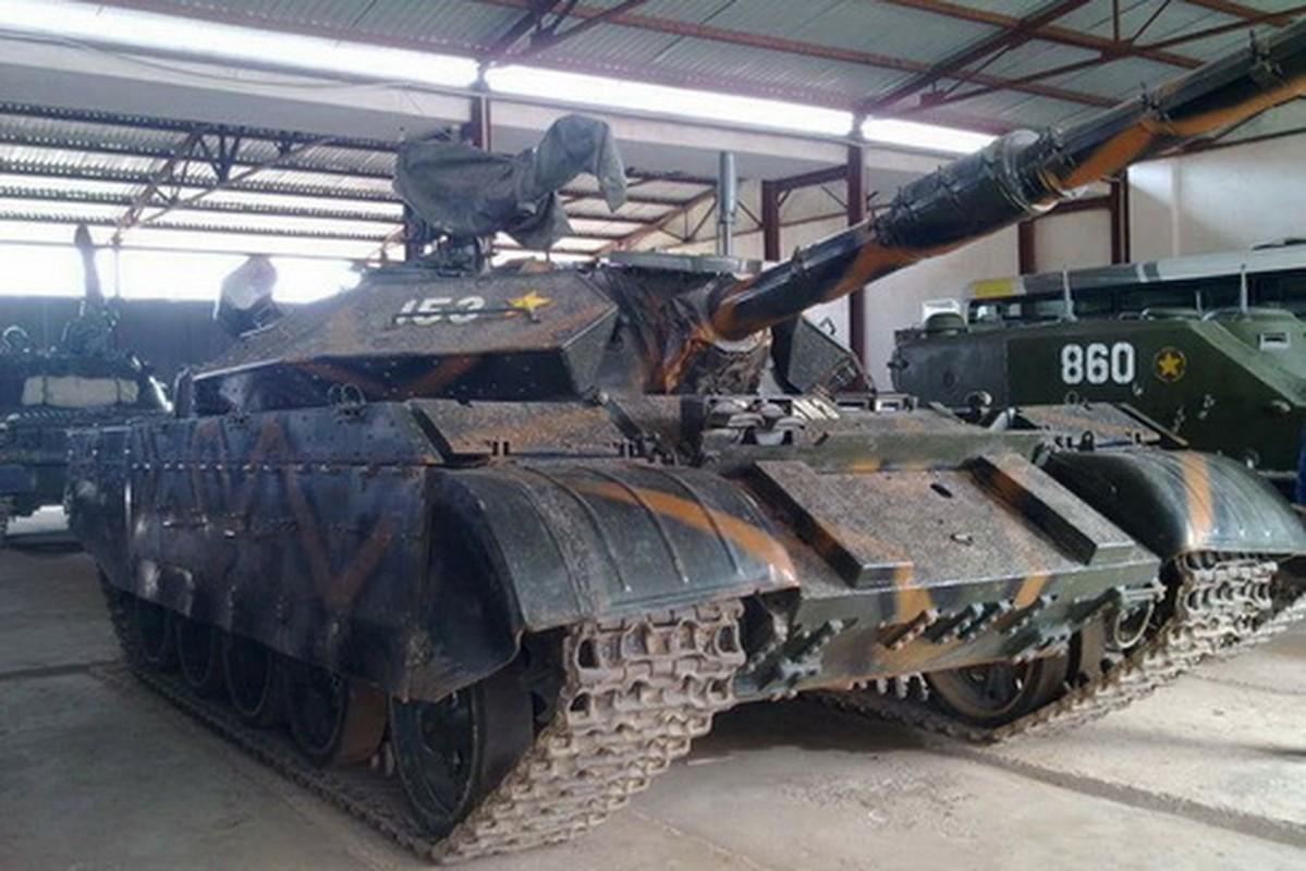 Xe tang T-54M Viet Nam: Ban nang cap uu viet, suc manh tiem can T-72-Hinh-2