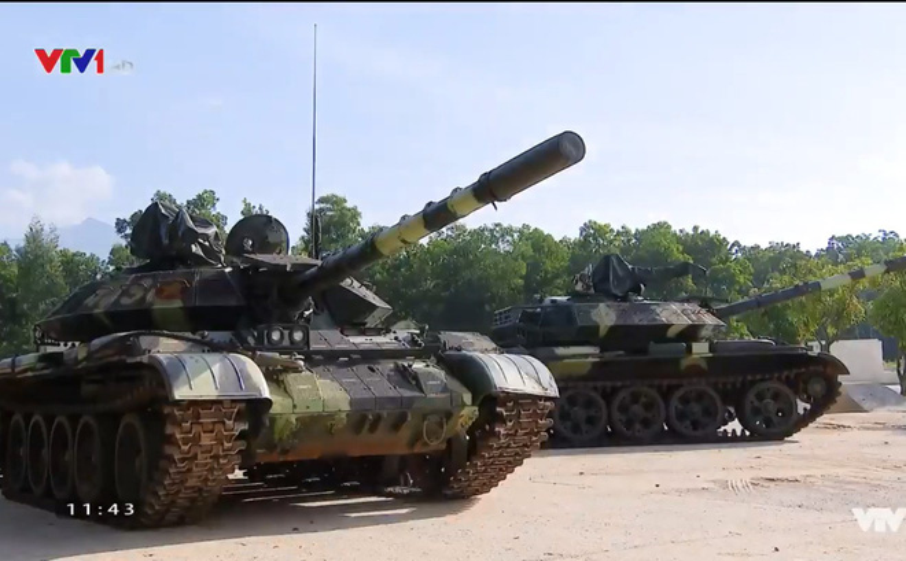 Xe tang T-54M Viet Nam: Ban nang cap uu viet, suc manh tiem can T-72-Hinh-4