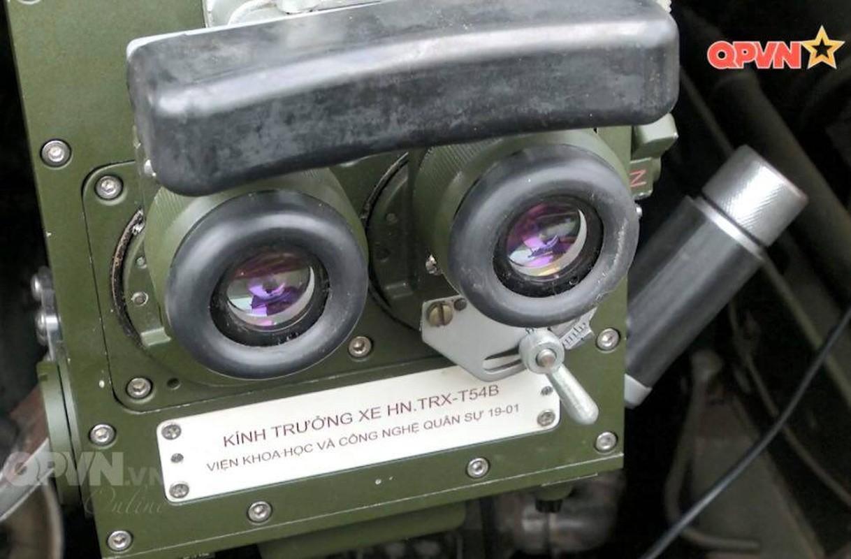 Xe tang T-54M Viet Nam: Ban nang cap uu viet, suc manh tiem can T-72-Hinh-6