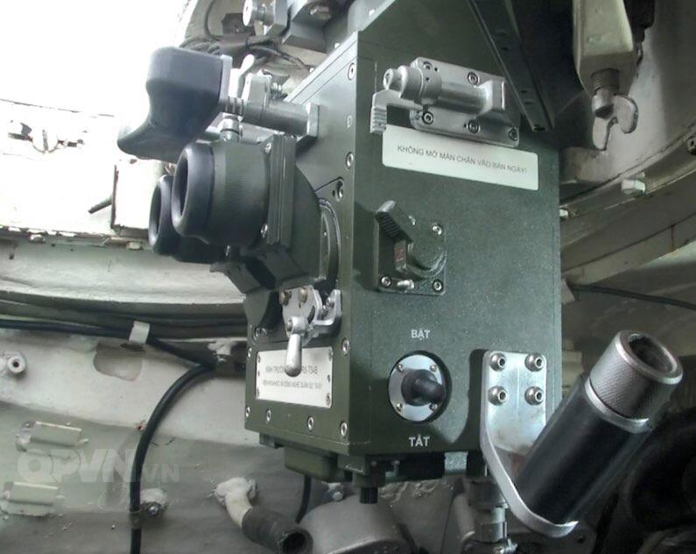 Xe tang T-54M Viet Nam: Ban nang cap uu viet, suc manh tiem can T-72-Hinh-7
