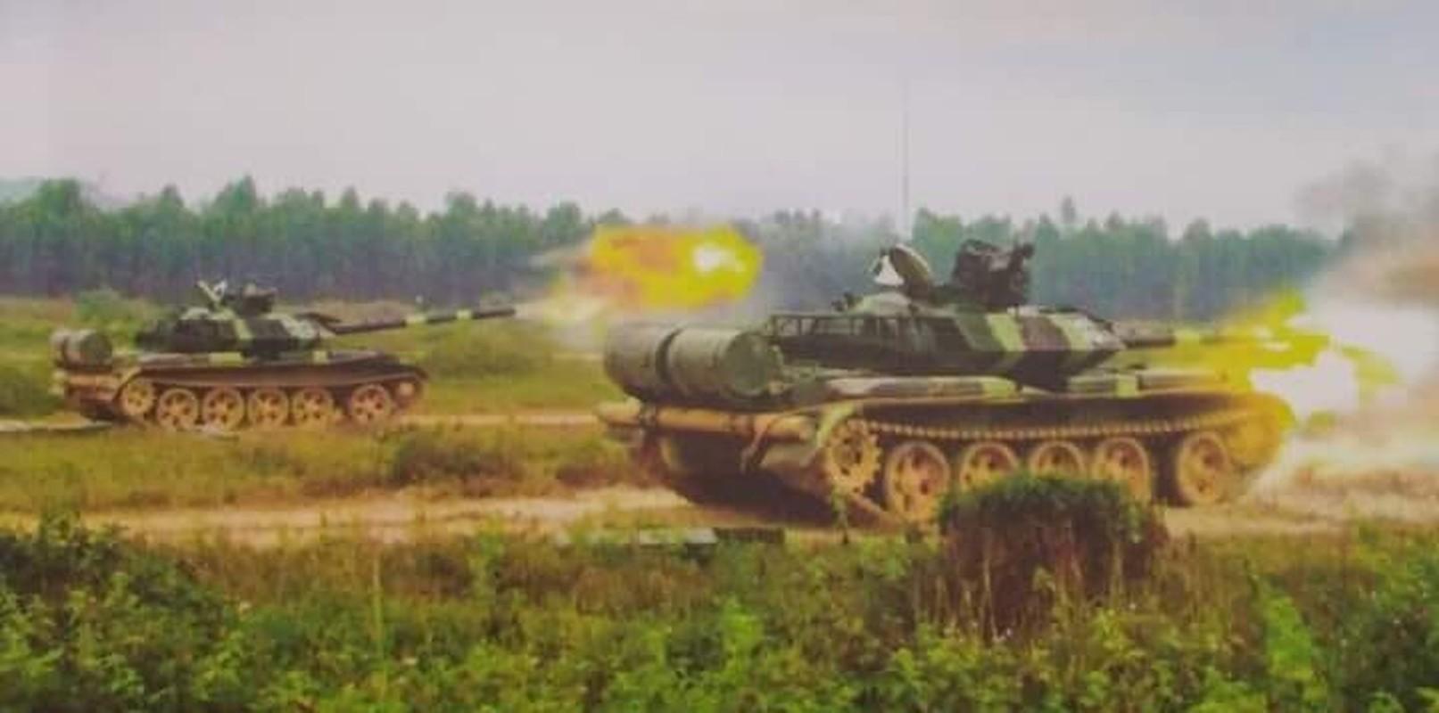 Xe tang T-54M Viet Nam: Ban nang cap uu viet, suc manh tiem can T-72-Hinh-8