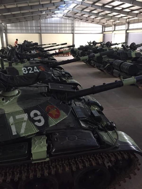 Xe tang T-54M Viet Nam: Ban nang cap uu viet, suc manh tiem can T-72-Hinh-9