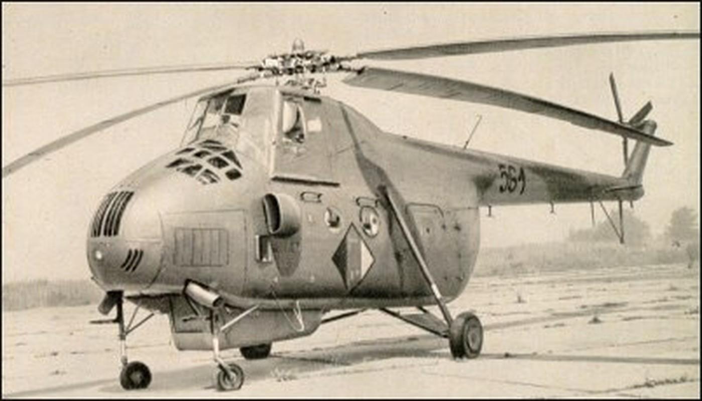 Truc thang Mi-4 Lien Xo va chiec chuyen co hang A tung phuc vu Bac Ho-Hinh-2