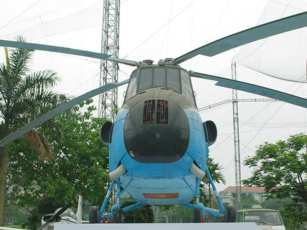 Truc thang Mi-4 Lien Xo va chiec chuyen co hang A tung phuc vu Bac Ho-Hinh-8