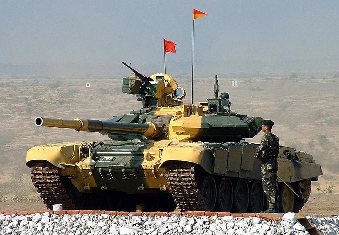 Vu khi lap tren noc xe tang T-90S Viet Nam co gi dac biet?
