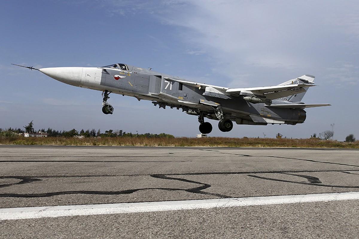 MiG-29, Su-24, Su-35 dong loat trien khai trong chien dich