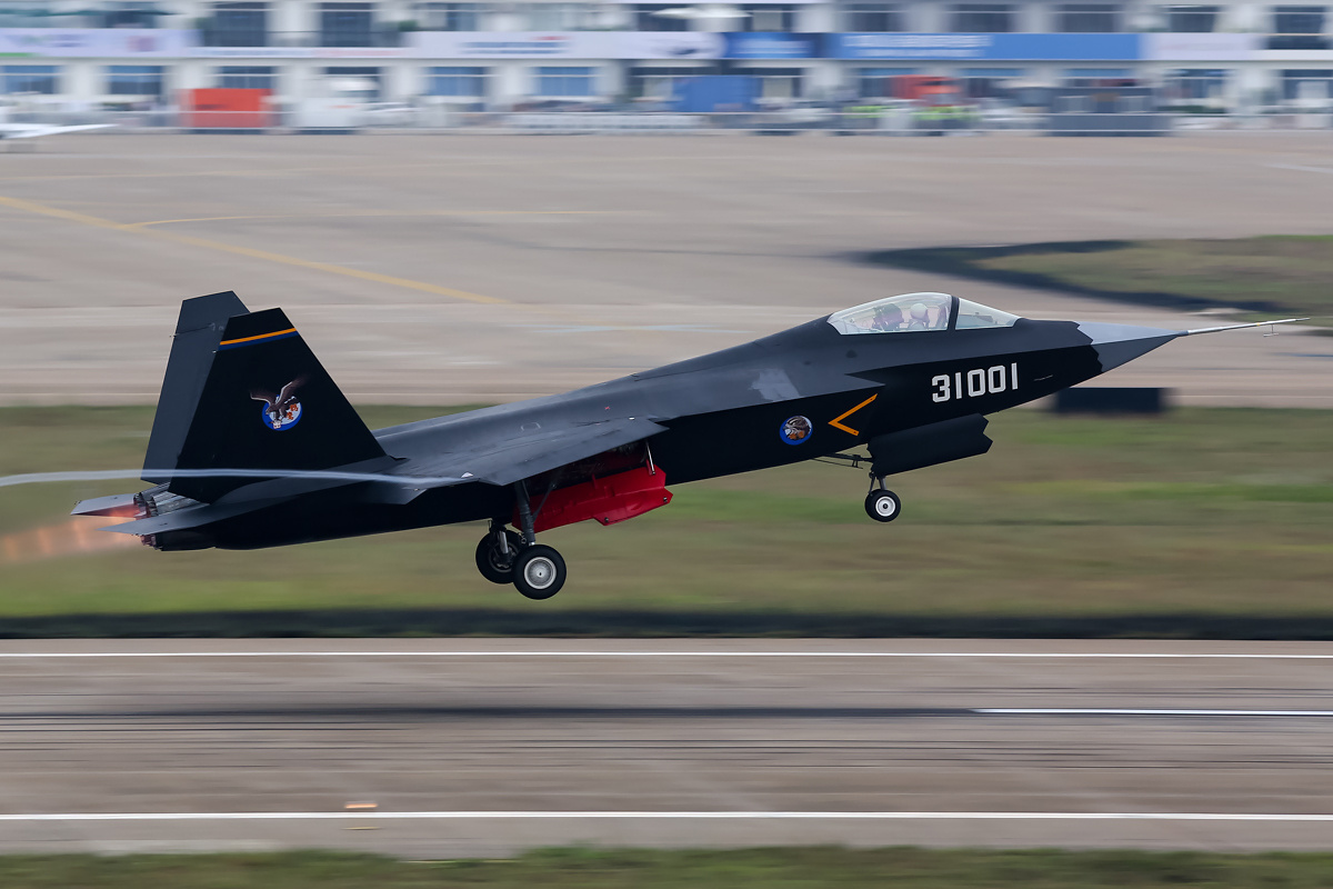 Vi sao My to chien dau co FC-31 Trung Quoc la ban nhai F-35?-Hinh-3