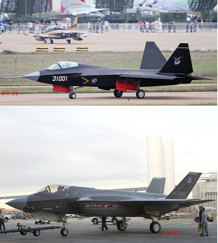 Vi sao My to chien dau co FC-31 Trung Quoc la ban nhai F-35?-Hinh-6
