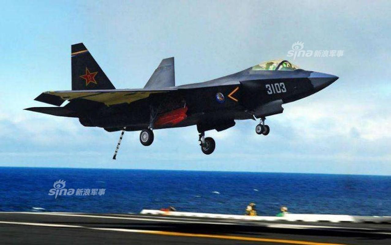 Vi sao My to chien dau co FC-31 Trung Quoc la ban nhai F-35?-Hinh-7