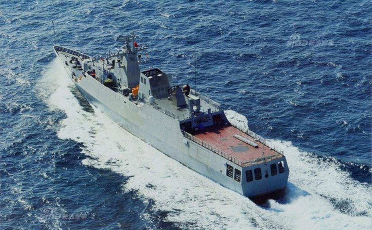Vi sao Trung Quoc thay phao 30mm bang SMPK 14,5mm tren tau Type 056?-Hinh-2
