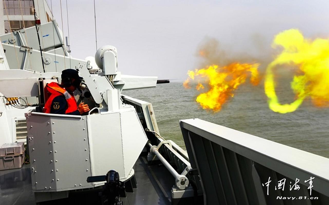 Vi sao Trung Quoc thay phao 30mm bang SMPK 14,5mm tren tau Type 056?-Hinh-6