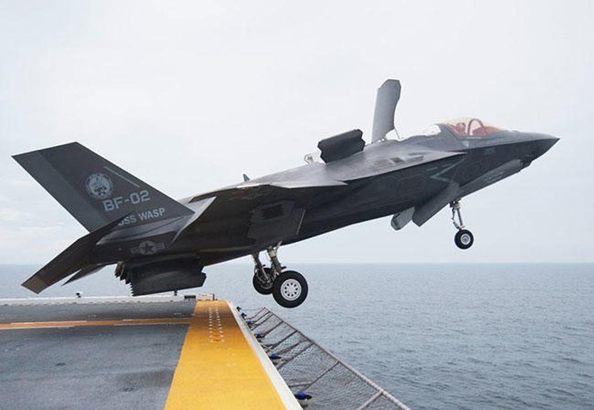 Khong quan Singapore trang bi tiem kich F-35B: Su tu moc them canh!-Hinh-2