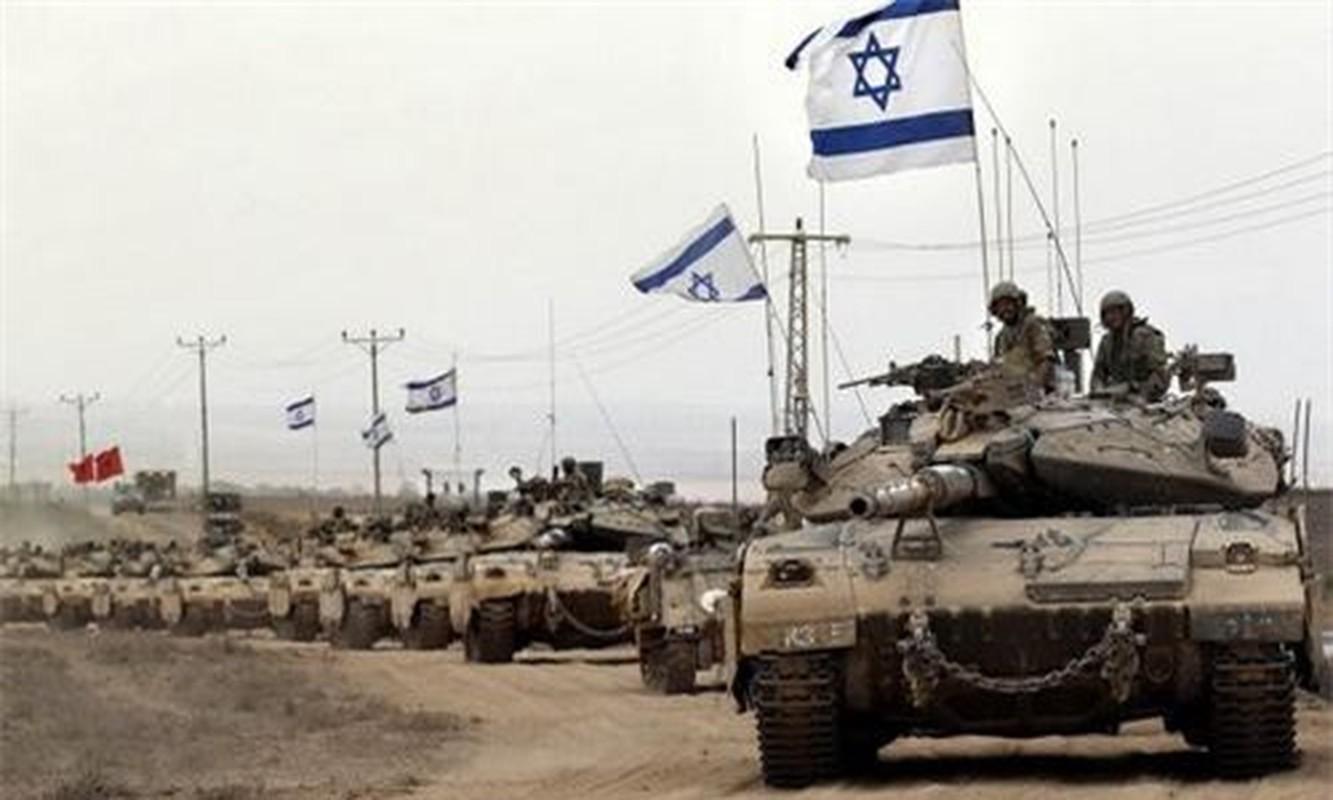 Vi sao Luc quan Israel duoc menh danh la luc luong