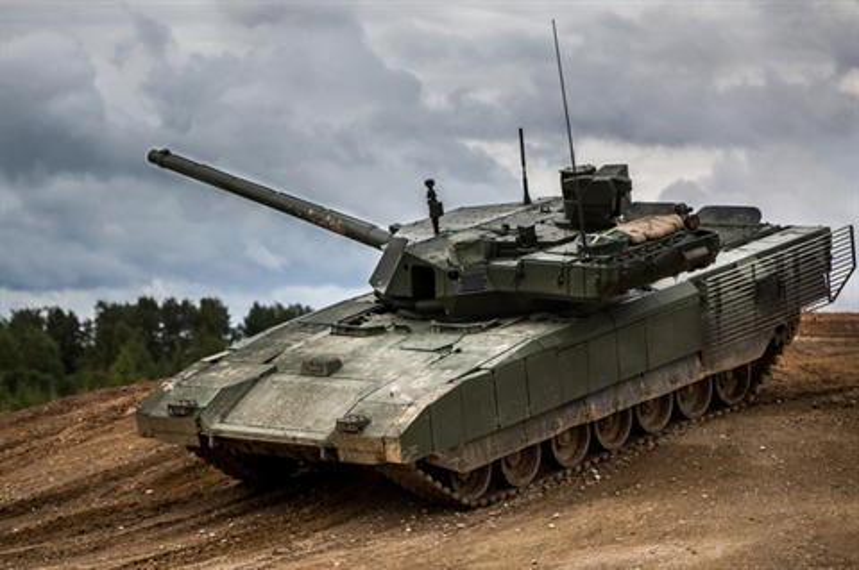 Neu Viet Nam mua duoc T-14 Armata, luc luong thiet giap manh the nao?