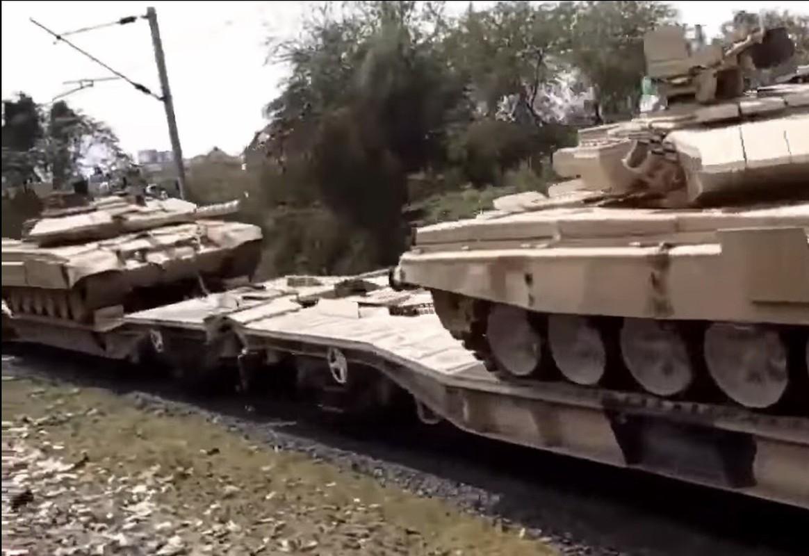 Nong: An Do keo dan tang T-90 len bien gioi... Trung Quoc coi chung-Hinh-3