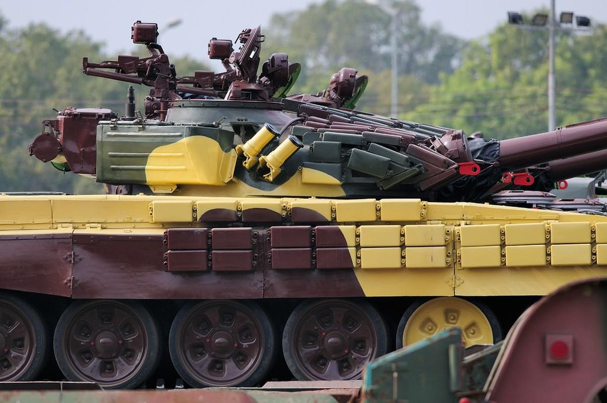 Nong: An Do keo dan tang T-90 len bien gioi... Trung Quoc coi chung-Hinh-7