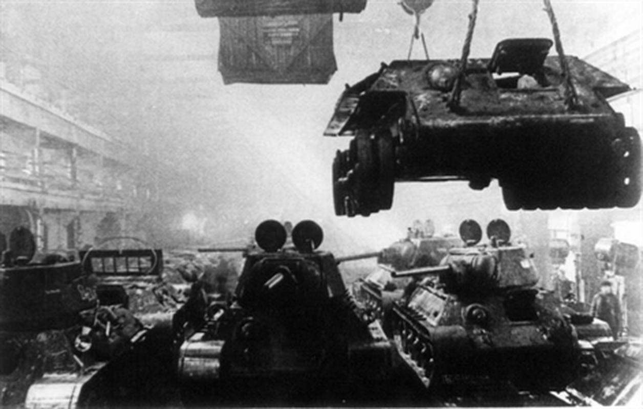 Giai ma bi an ve xe tang T-34 huyen thoai cua Lien Xo-Hinh-4