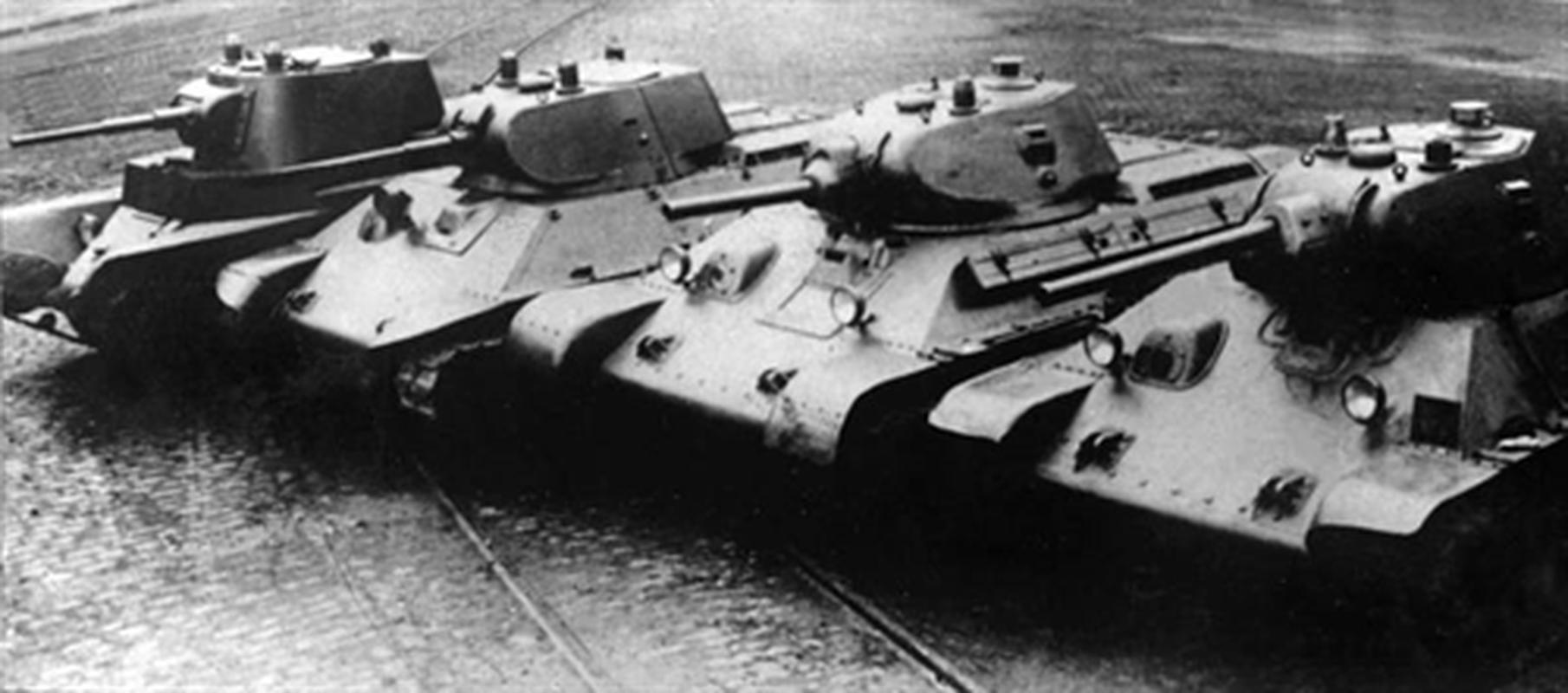 Giai ma bi an ve xe tang T-34 huyen thoai cua Lien Xo-Hinh-5