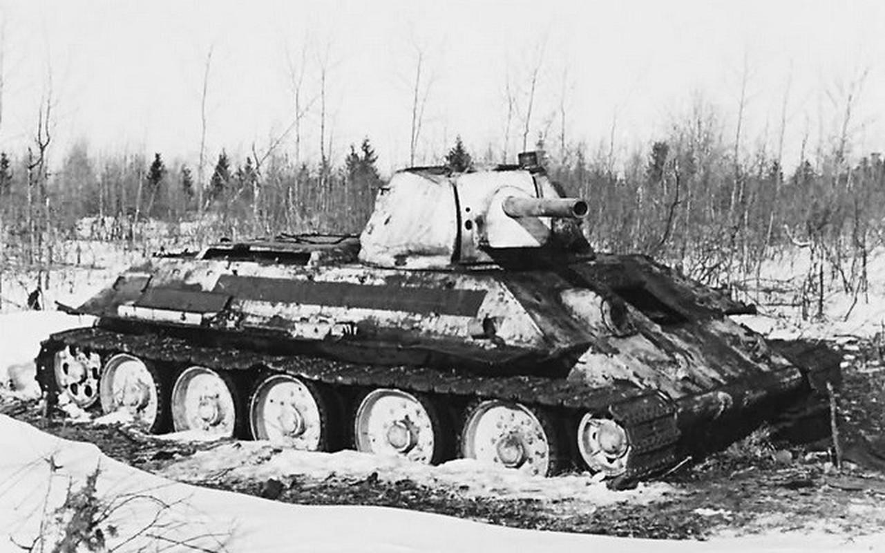 Giai ma bi an ve xe tang T-34 huyen thoai cua Lien Xo-Hinh-7
