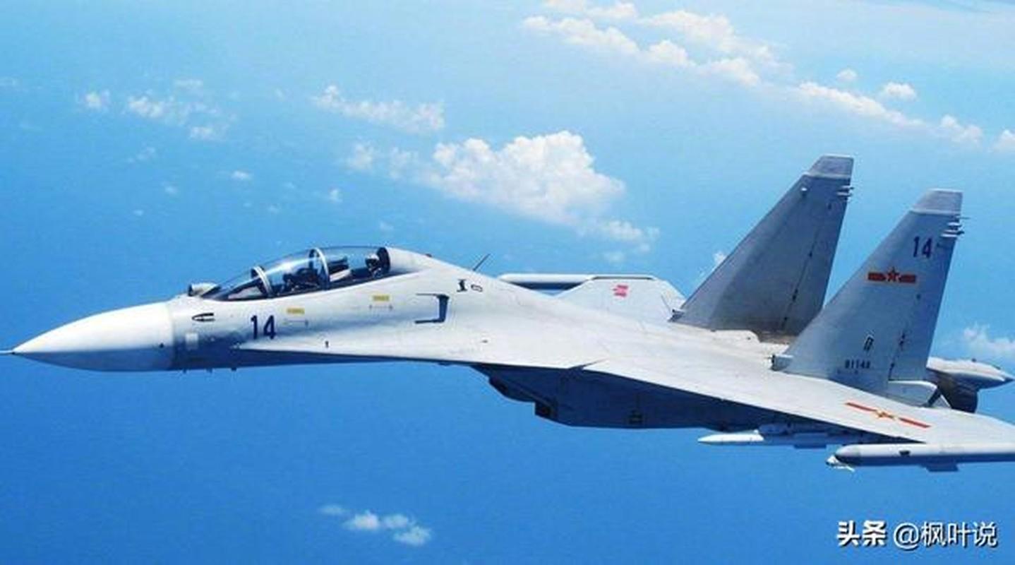 Tuyen bo dung J-11 dau Su-30MKI, Trung Quoc coi thuong khong quan An Do?-Hinh-11