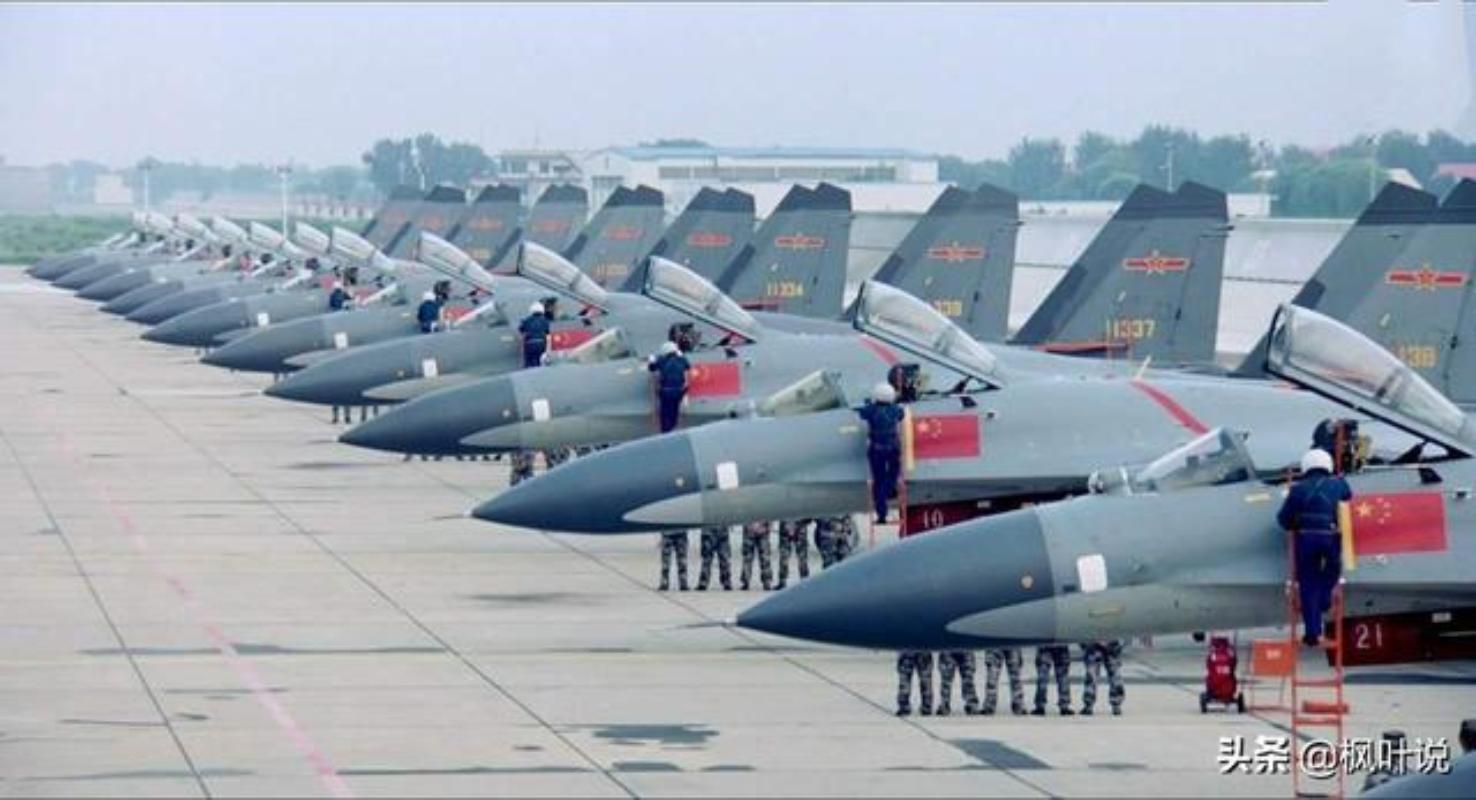 Tuyen bo dung J-11 dau Su-30MKI, Trung Quoc coi thuong khong quan An Do?-Hinh-6
